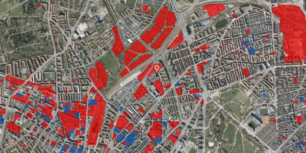 Jordforureningskort på Emblasgade 59, 1. th, 2100 København Ø