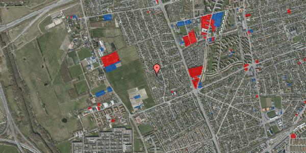 Jordforureningskort på Hf. Dahlia 46, 2650 Hvidovre
