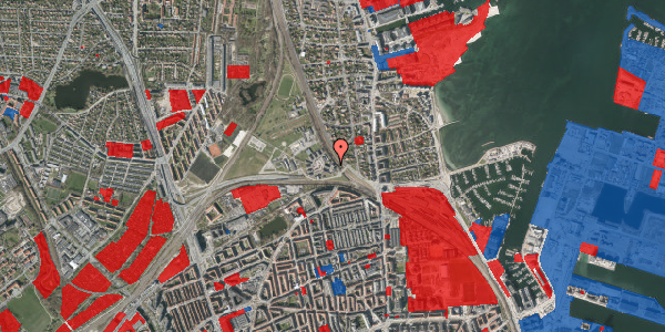 Jordforureningskort på Svanemøllens Kaserne 5, 2. 212, 2100 København Ø