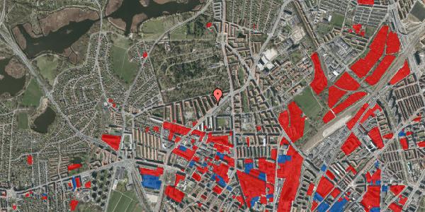 Jordforureningskort på Klokkerhøjen 3B, 2400 København NV