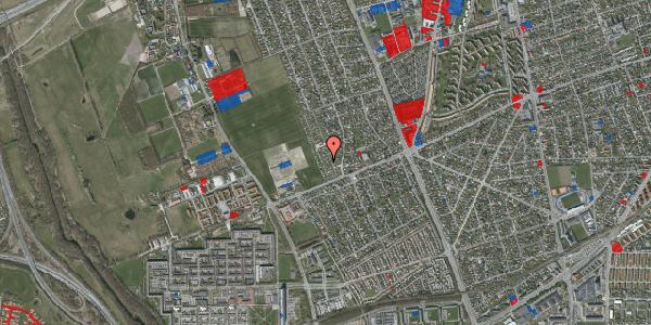 Jordforureningskort på Hf. Dahlia 95, 2650 Hvidovre