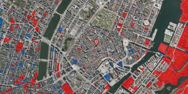 Jordforureningskort på Kejsergade 1, 1155 København K
