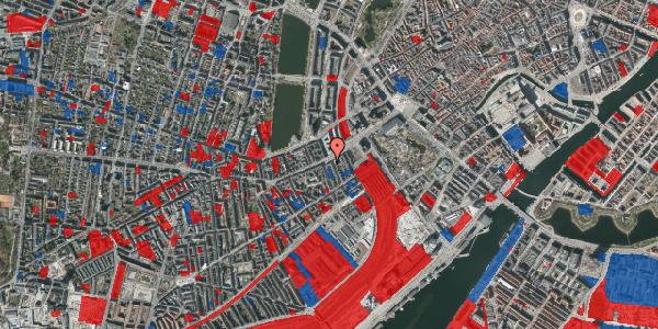 Jordforureningskort på Vesterbrogade 11B, 4. , 1620 København V