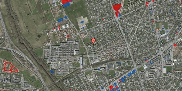 Jordforureningskort på Mellemvangsvej 116, st. , 2650 Hvidovre