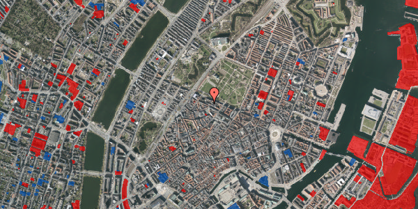 Jordforureningskort på Åbenrå 28, 1. tv, 1124 København K