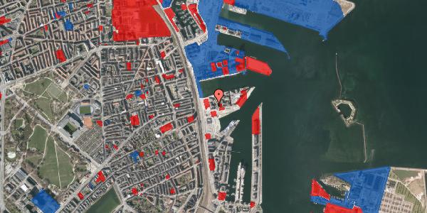 Jordforureningskort på Marmorvej 9A, 5. tv, 2100 København Ø