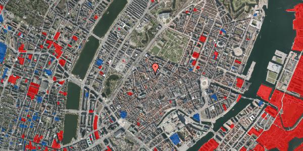Jordforureningskort på Købmagergade 60, 1. , 1150 København K