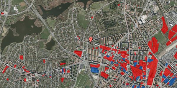 Jordforureningskort på Skoleholdervej 95, 2. mf, 2400 København NV