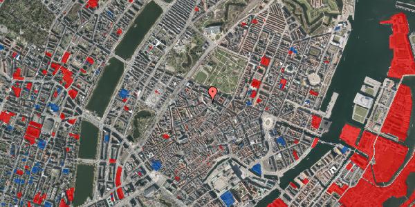 Jordforureningskort på Landemærket 25, 1. th, 1119 København K