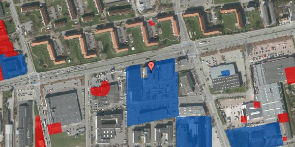 Jordforureningskort på Hermods Allé 6C, 2600 Glostrup