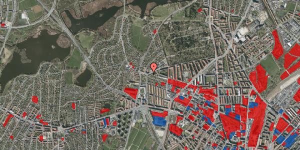 Jordforureningskort på Skoleholdervej 91, 1. mf, 2400 København NV