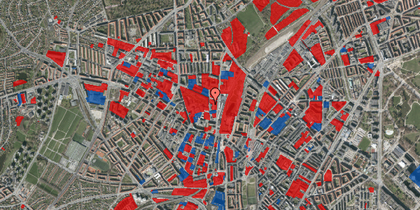 Jordforureningskort på Rebslagervej 10, 3. 9, 2400 København NV