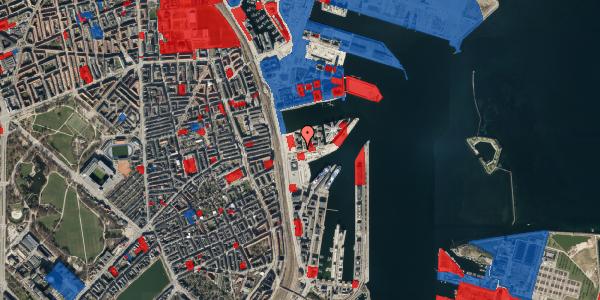 Jordforureningskort på Marmorvej 7C, 2100 København Ø