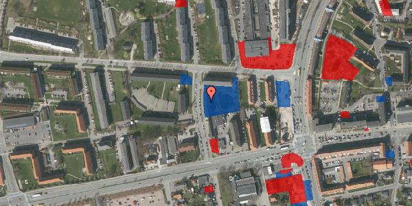 Jordforureningskort på Springholm 22, 1. th, 2600 Glostrup