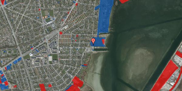 Jordforureningskort på Hvidovre Strandvej 23B, 2650 Hvidovre