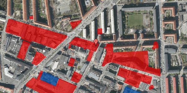 Jordforureningskort på Birkedommervej 33, 1. , 2400 København NV