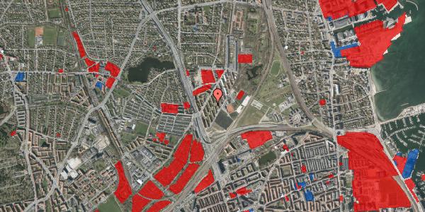 Jordforureningskort på Ryparken 62A, 2100 København Ø