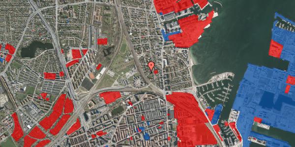 Jordforureningskort på Sølundsvej 8A, 2100 København Ø