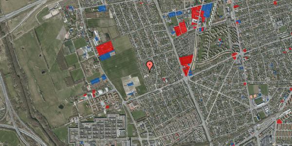 Jordforureningskort på Hf. Dahlia 31, 2650 Hvidovre
