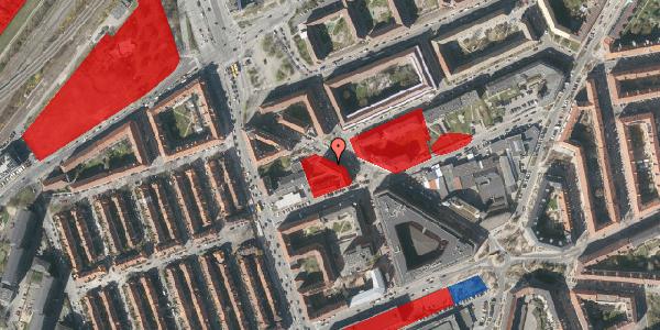 Jordforureningskort på Æbeløgade 13, 1. 101, 2100 København Ø