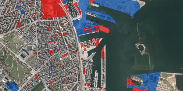 Jordforureningskort på Marmorvej 49, 1. tv, 2100 København Ø