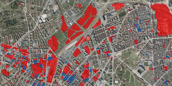 Jordforureningskort på Emblasgade 41, 2100 København Ø