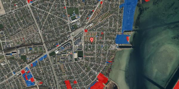 Jordforureningskort på Strandhavevej 11, 2650 Hvidovre