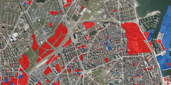 Jordforureningskort på Vognmandsmarken 46, 4. , 2100 København Ø