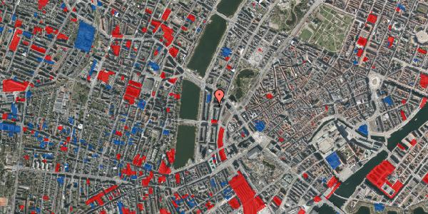 Jordforureningskort på Dahlerupsgade 5, 2. 2, 1603 København V