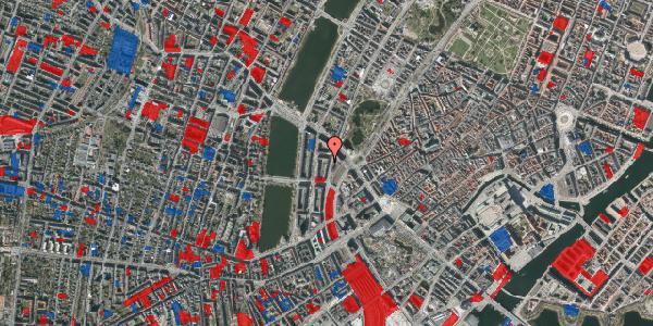 Jordforureningskort på Vester Farimagsgade 35A, 2. 1, 1606 København V