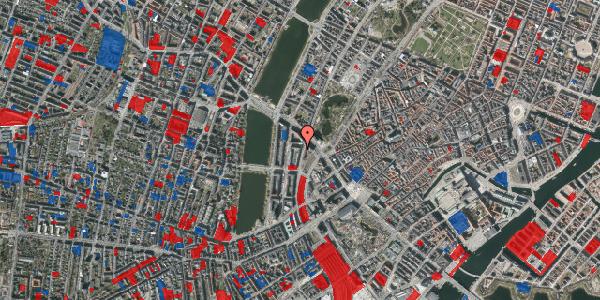 Jordforureningskort på Vester Farimagsgade 37B, 5. 2, 1606 København V