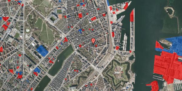 Jordforureningskort på Lipkesgade 5A, st. th, 2100 København Ø