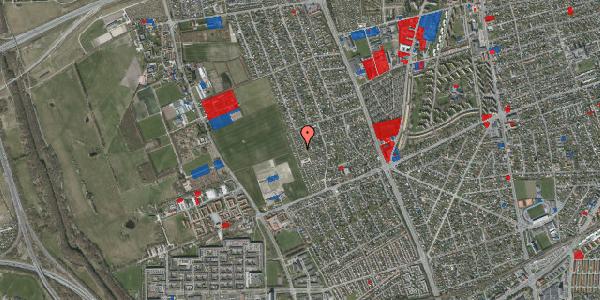 Jordforureningskort på Hf. Dahlia 71, 2650 Hvidovre