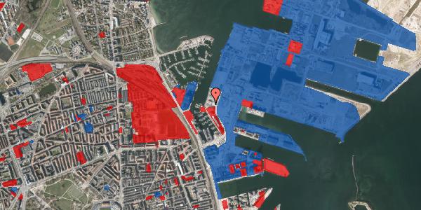 Jordforureningskort på Sundkrogen 6, 1. , 2100 København Ø