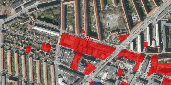 Jordforureningskort på Dortheavej 42A, 2400 København NV