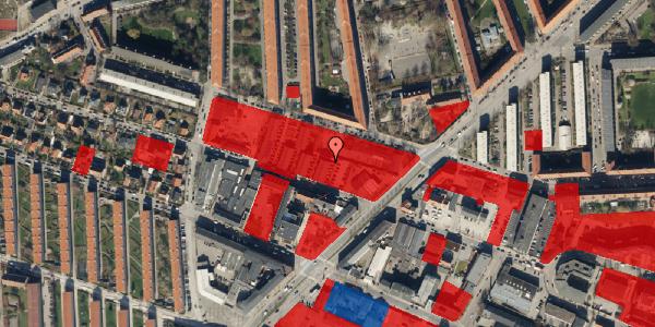 Jordforureningskort på Dortheavej 32C, 2400 København NV