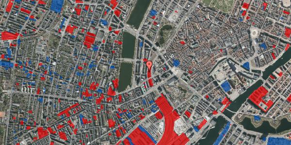 Jordforureningskort på Vester Farimagsgade 15, 1606 København V