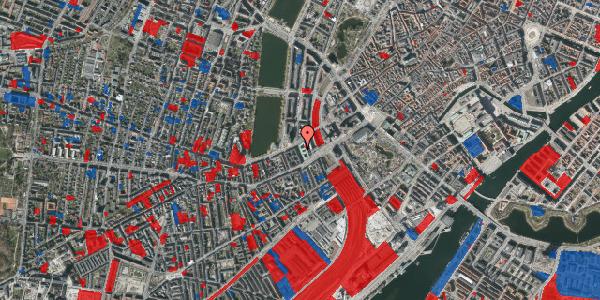 Jordforureningskort på Trommesalen 4, 3. , 1614 København V