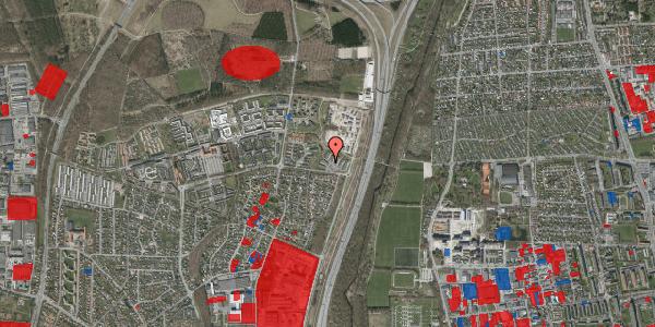 Jordforureningskort på Gaaseager 13, 2600 Glostrup