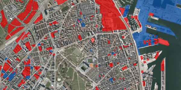 Jordforureningskort på Marskensgade 25A, st. , 2100 København Ø