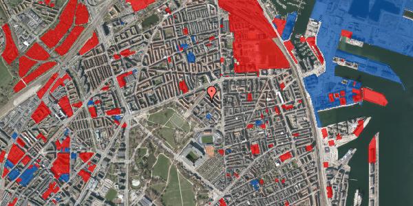 Jordforureningskort på Marskensgade 27A, kl. , 2100 København Ø