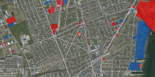 Jordforureningskort på Oremandsvej 5, 2650 Hvidovre