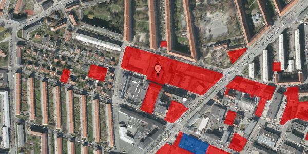 Jordforureningskort på Dortheavej 38, 1. 1, 2400 København NV