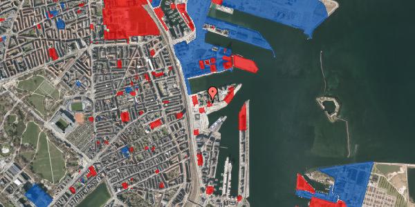 Jordforureningskort på Marmorvej 17C, 3. th, 2100 København Ø