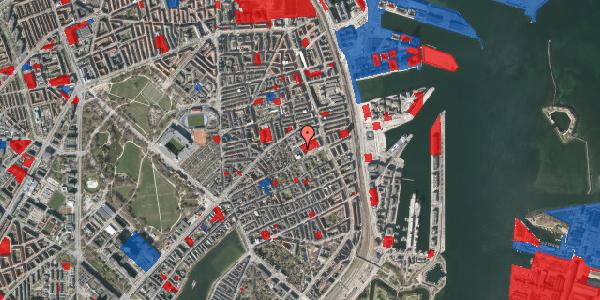 Jordforureningskort på Rosenvængets Hovedvej 35, st. , 2100 København Ø