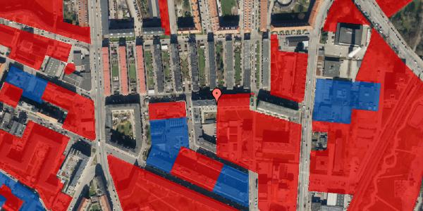 Jordforureningskort på Bygmestervej 21C, 1. th, 2400 København NV