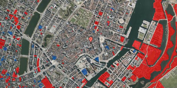 Jordforureningskort på Pilestræde 8A, 1112 København K