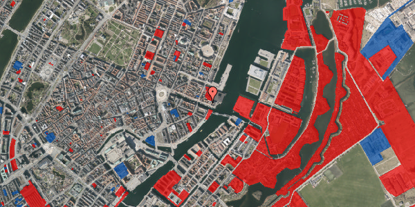 Jordforureningskort på Nyhavn 67, 1051 København K