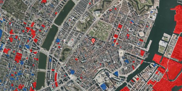 Jordforureningskort på Hauser Plads 10, 3. , 1127 København K