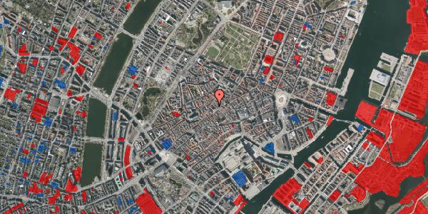 Jordforureningskort på Niels Hemmingsens Gade 19, 1153 København K